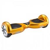 Golden hover board