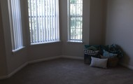 Large Bedrooms with Walk-in Closets!