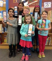2015 Bookmark Winners