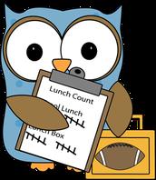 New Lunch Procedures 2016-2017
