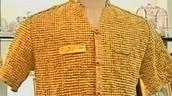 oro la camisa @ 300,000