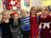 Kierra, Emma, Joleen, Liberty, Ayla