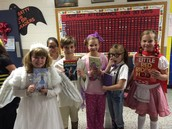 Porter Elementary School Character Day