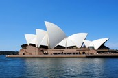 How many stairs can you count at the Sydney Opera House?