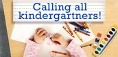 Kindergarten Registration Dates for Sherwood