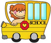 Bus Evacuation Drill - Wednesday Morning