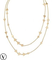 SOLD OUT - Alexia Necklace - Gold $31.24