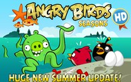 About Angry Birds Seasons HD