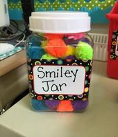 Smiley Jar!