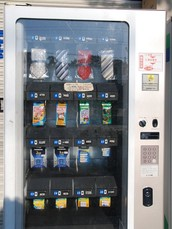We aren't just any vending machine