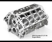 v8 engine (8 cylinder)