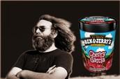 Memorable Actions of Jerry Garcia