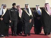 People in Saudi Arabia