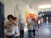 Getting Ready for Peace Day