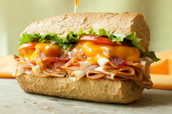 Build your own healthy sandwich for a low price