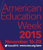 Celebrate American Education Week!