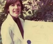 Elizabeth Warren as a law school proffesor