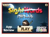 K-2 Students - Sight Word Practice