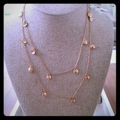 Demi Layering Necklace $35