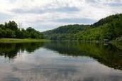 The White River