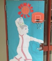 Mrs. Moyer's class choice--March Madness