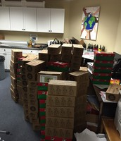 Past Event: Operation Christmas Child