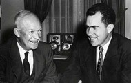 Eisenhower with Nixon