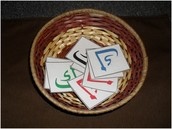 Arabic Alphabet Matching Game