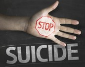 Suicide Is Preventable!
