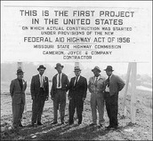 Interstate Highway of 1956