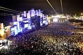 Festival in Lisbon