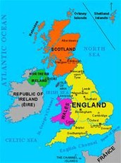 Scotland On the Map