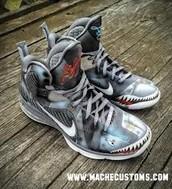 Custom Nike Basketbasketball