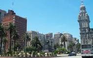 uruguy's dazaling city