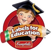 Campbell's - Labels for Education