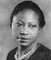 Portrait of Augusta Savage