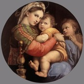 Madonna della Sedia, 1513