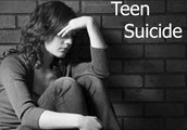 Teen Suicide is a HUGE problem