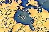 Hudson Bay is named after Henry Hudson