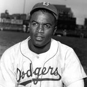 Jackie Robinson  started playing baseball