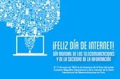El día de Internet es un proyecto en red que surge de la sociedad, por la sociedad y para la sociedad.