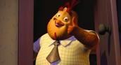 Chicken little's dad