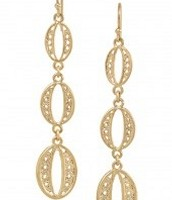 Kimberly drop earrings £12