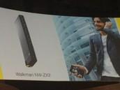 Sony Walkman NWZ‑A17SLV