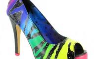 Iron Fist Rainbow Zebracorn Shoes