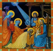 Epiphany of the Lord (January 3, 2016)
