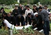 Muslim Funeral: