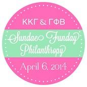 Sundae Funday with Kappa Kappa Gamma