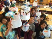 Recycled Crafts with Ms. Arcelia!