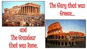 Greek and Rome